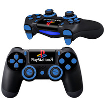 PlayStation 4 design PS4 Controller Full Buttons skin  - $10.50