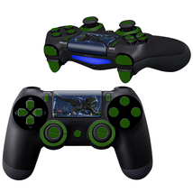 Dinosaur design PS4 Controller Full Buttons skin  - $10.50