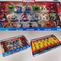 Marvel Nano Metalfigs 20-Pack Jada Toys Wave 5 Rhino Iron Patriot - $34.95