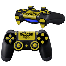Wild design PS4 Controller Full Buttons skin  - $10.50