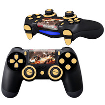Motor Cycle Club design PS4 Controller Full Buttons skin  - $10.50