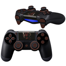 The Phantom Papy design PS4 Controller Full Buttons skin  - $10.50