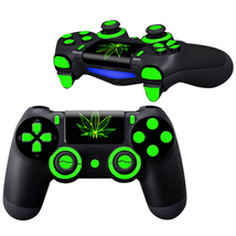 Green Tree design PS4 Controller Full Buttons skin  - $10.50