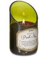 Deco Glow CDL5469 Candle, Wine Bottle Pinot Noir - $24.50