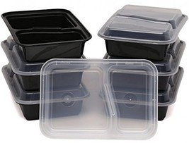 """Microwave Safe Container """"6 Leak Proof Food Con... - $11.75"""