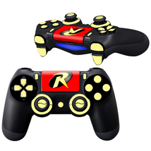 R design PS4 Controller Full Buttons skin  - $10.50