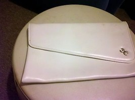 Vintage Medium White/Ivory Evening Bag - $20.00