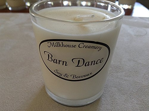 Milkhouse Candle Butter Shot Votive: Barn Dance [Kitchen]