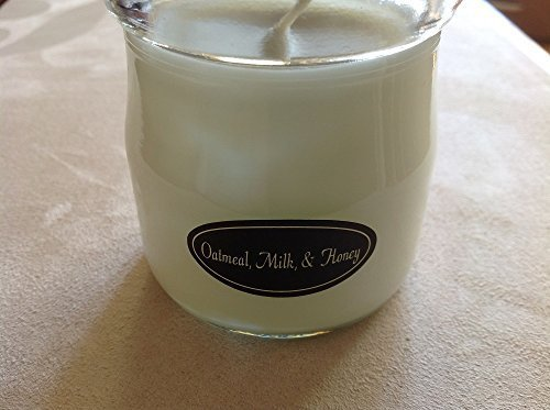 Milkhouse Creamery Soy Beeswax Scented Candle - 5 Oz. Creamer Bottle (5 oz Oa...