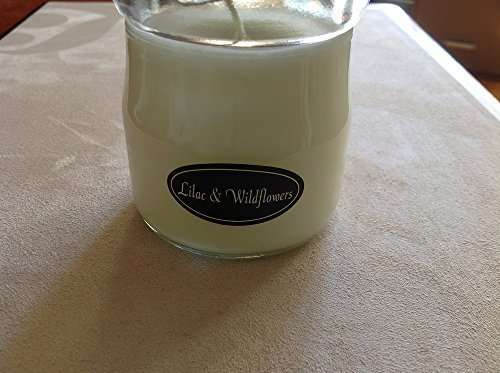 Milkhouse Creamery Soy Beeswax Scented Candle - 5 Oz. Creamer Bottle (5 oz Li...