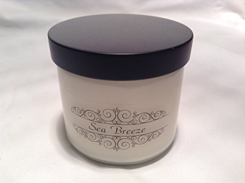 Milkhouse Creamery Soy Beeswax Scented Candle 5.3 Oz Traveler (Sea Breeze)