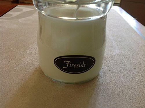 Milkhouse Creamery Soy Beeswax Scented Candle - 5 Oz. Creamer Bottle (5 oz Fi...