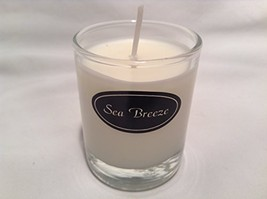 Milkhouse Creamery Soy Beeswax Scented Candle - Sea Breeze (2.2 Oz Butter Sho...