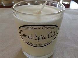 Milkhouse Candle Butter Shot Votive: Carrot Spice Cake [Kitchen]