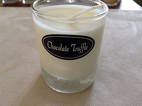 Milkhouse Creamery Soy Beeswax Scented Candle - Chocolate Truffle (2.2 Oz But...