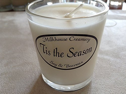 Milkhouse Candle Butter Shot Votive: Tis The Season [Kitchen]