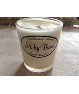 Milkhouse Candle Butter Shot Votive: Sticky Buns [Kitchen] - $4.90