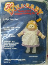 The Original Doll-Baby Clothing Kit by Martha Nelson Thomas - $2.63