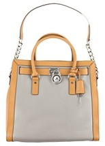Michael Kors Women's Hamilton Frame Out Large North South Tote Purse - $300.96