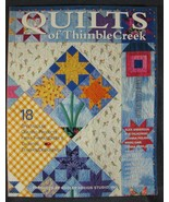 Quilts of Thimble Creek Kooler Design Studio (2002, Paperback) Leisure Arts - $11.95