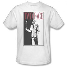 Simply Superheroes Mens two face scarface t shirt Mens Large - $19.99