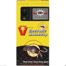 Victor Electronic Mouse Trap Kills 100 Mice Per Each Set of Batteries - $19.55