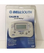 BELLSOUTH CI-30 Caller ID / Call Waiting 99 Caller ID Memory NEW Opened ... - $28.01