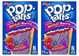 Kellogg's Pop Tarts Frosted Wild Berry Toaster ... - $16.42
