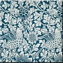 Ceramic Wall tile 6 X 6 inch,William Morris  Illustration #7 - $12.50