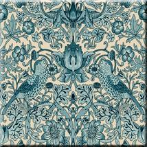 Ceramic Wall tile 6 X 6 inch,William Morris  Illustration #2 - $12.50