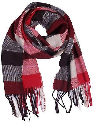 Primary image for  Wander Agio Kids Scarf Warm Shawls Large Scarves Parent-child Scarf Child Plaid