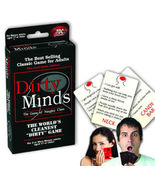 Dirty Minds Card Game The Game of Naughty Clues [Adult Party Game New] - $19.99