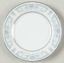 """Vintage """"Sheffield Blue Whisper"""" Bread and Butter Plate -Fine China - $6.00"""