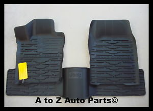 New 2011 2012 Jeep Grand Cherokee Rubber And 15 Similar Items