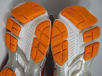 Asics GT 2000 Women's Running Shoes Size US 9.5 M (B) EU 41.5 White Silver T2K7N