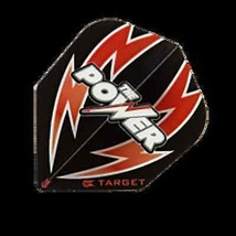 Target Power Arc Bolt Vapor Vision NO6 Dart Flights - 330110 - $2.99