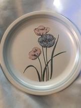 "Baker,Hart & Stuart 7.5"" Salad Dessert Bread Plate ""Joy"" Pattern (Japan) - $12.99"