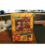 1991 DONRUSS BASEBALL WAX BOX - SERIES 1 - FACTORY SEALED - UNOPENED - $13.00