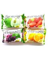 NEW Harmony Soap with Green Apple, Strawberry, Grape, Lemon Extract (Set... - $22.98
