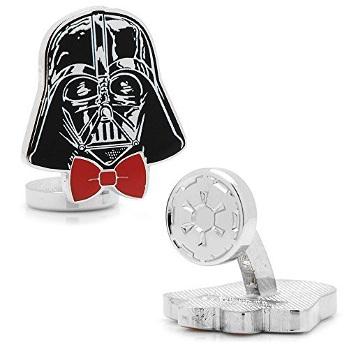 Simply Superheroes Dapper Darth Vader Cufflinks