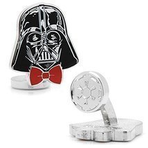 Simply Superheroes Dapper Darth Vader Cufflinks - €48,73 EUR