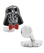 Simply Superheroes Dapper Darth Vader Cufflinks - £43.03 GBP