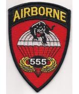 US Army Airborne 555th Parachute Infantry Battalion The Triple Nickles P... - $9.99