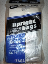 Sears Sanyo Transformx Vacuum Cleaner Bags SC-P... - $6.99