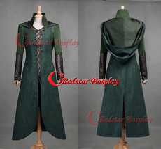 The Battle of the Five Armies Tauriel Cosplay The Hobbit Cosplay Costume - $153.45+