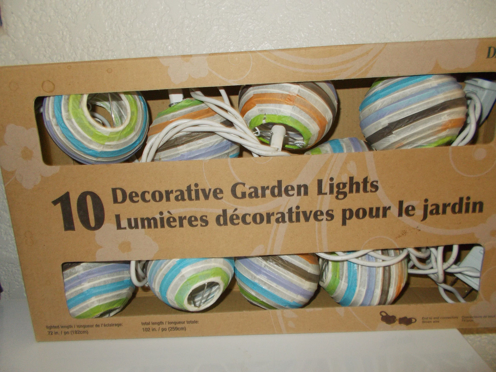 Decorative Garden String Lights : Decorative Garden String lights - Outdoor String Lights