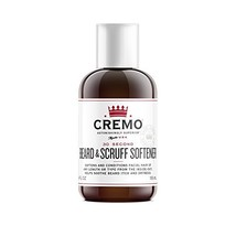 Cremo Beard & Scruff Softener, 30 Second Beard Softener To Soften And Condition  image 1