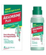 Absorbine Plus Jr Fast Absorbing Pain Relieving... - $20.06