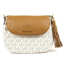 Beige ONE SIZE Michael Kors Womens Handbag BEDFORD 35T7GBFL2B VANILLA ACRN - $340.27