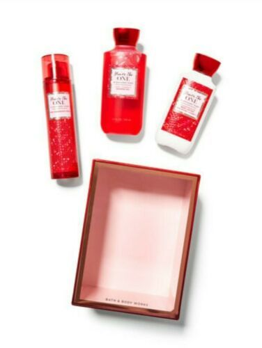 Primary image for New Bath & Body Works You're the One Gift Box Set Mist, Shower Gel, Lotion
